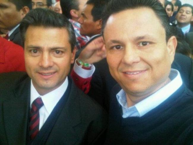 Candidato y amigo de Peña, detenido por narco