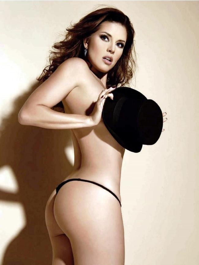 A 10 años de que Nicole se desnudara para Playboy: