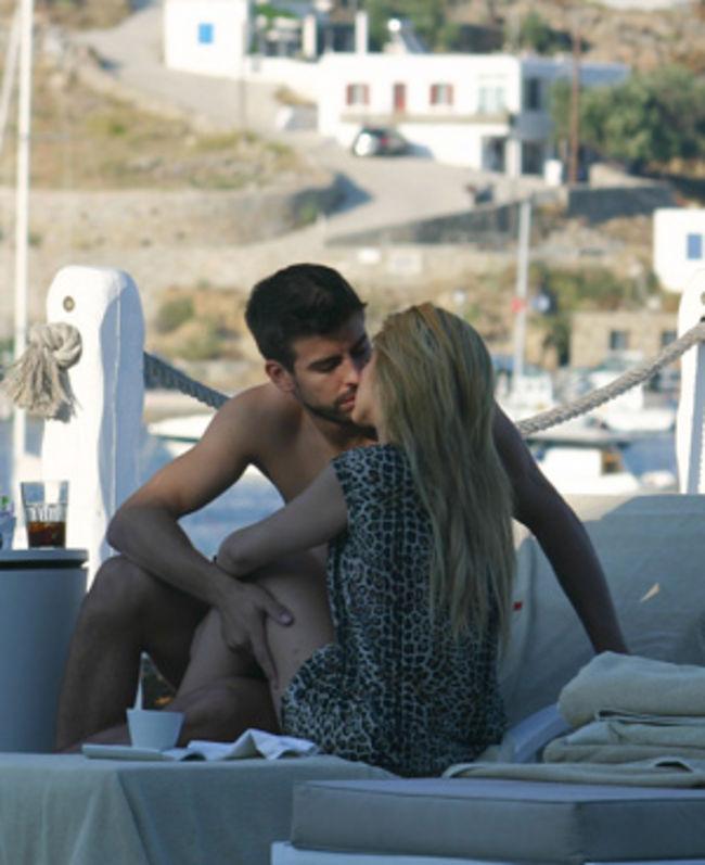 Shakira y Piqué  en video porno