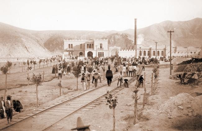 Dictamen para elevar a Torreón a Ciudad