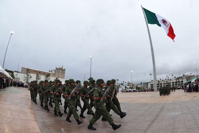 Inauguran la Plaza Mayor de Torreón