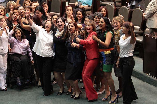 Falta avanzar en la equidad de género