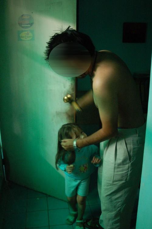 hogar para ninos maltratados: