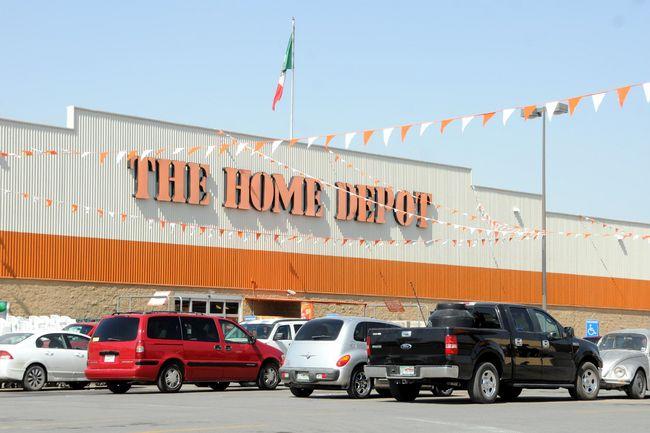 Home Depot Saltillo Coahuila Mexico