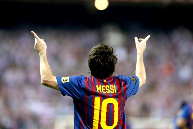 Messi, Neymar y Falcao nominados a mejor gol del año