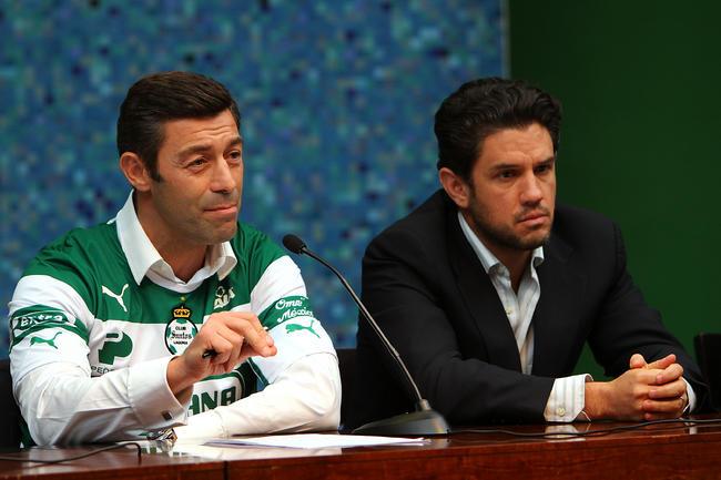 Pedro Caixinha es el nuevo entrenador de Santos Laguna