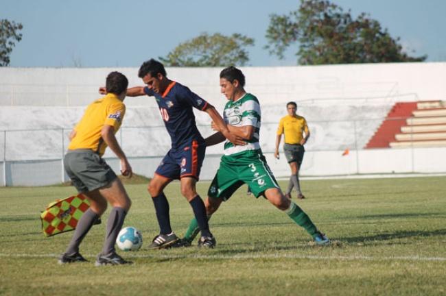 Santos Casino disputa el torneo de fuerzas básicas