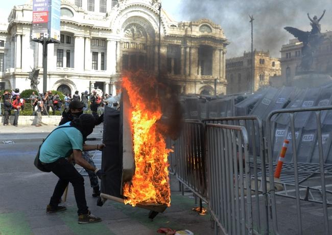 Resultado de imagen de fotos actos vandálicos