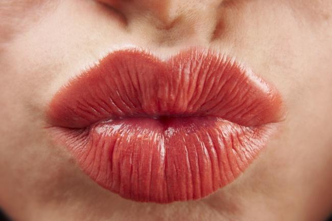 La inmensa atracción de labios
