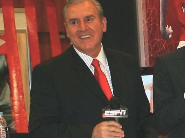 Carlos Albert nuevo fichaje de Fox Sports