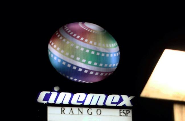 Cinemark vende filial en México a Cinemex