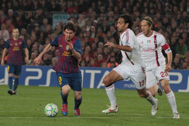 Barcelona y Milán, rivalidad histórica en la