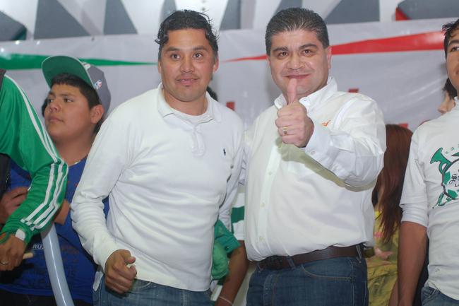 Eligen en el PRI a Miguel Riquelme