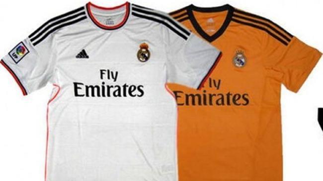 Filtran supuestos nuevos uniformes del Real Madrid