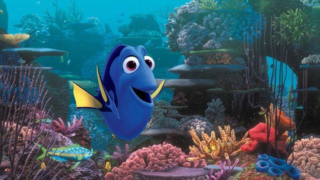 Buscando a Dory, la secuela de Nemo