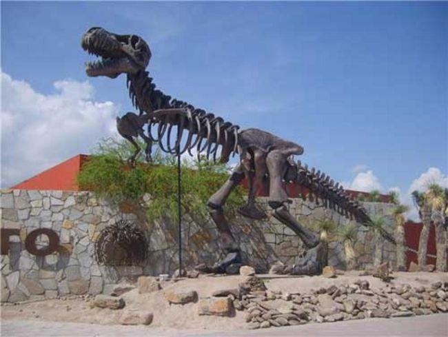 Llegarán los dinosaurios a La Laguna