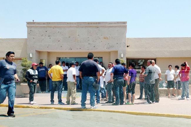 Se registra conato de violencia en San Isidro