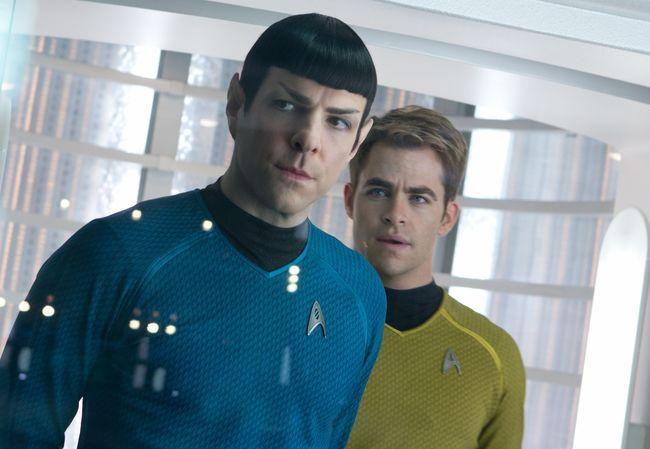 Transmiten Star Trek en el espacio