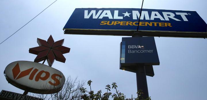 Walmart vende los  restaurantes Vips