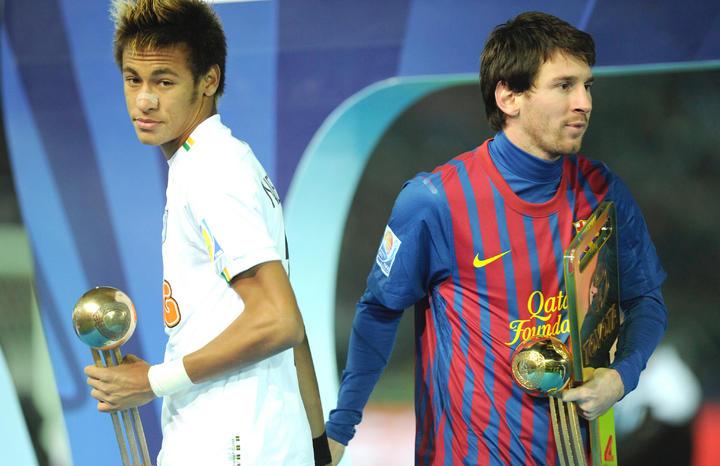 Se enfrentarán Neymar y Messi en amistoso en Lima
