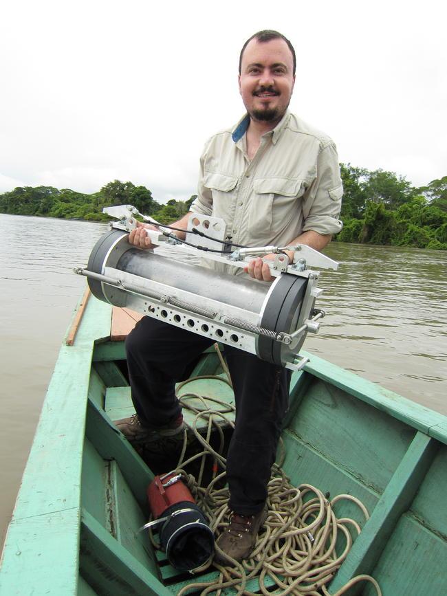 Estudia en el Amazonas causas del cambio climático