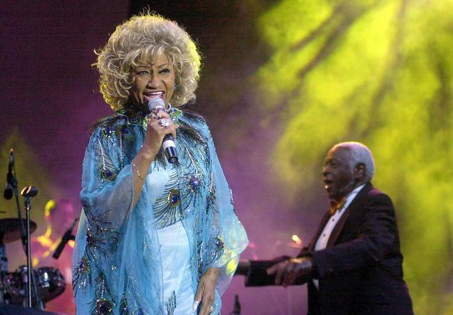 2003: Muere Celia Cruz,