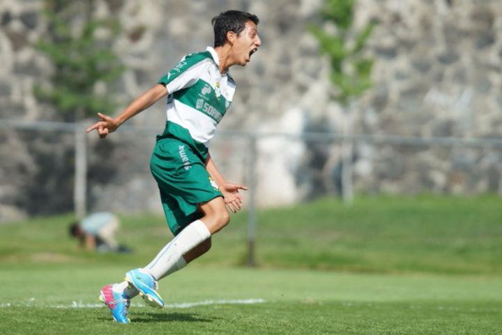 Santos consigue primer triunfo en Copa Gothia