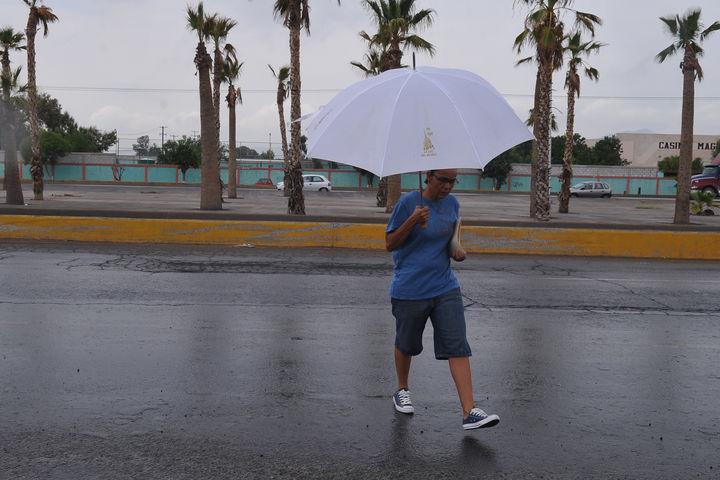 Mantiene Conagua pronóstico de lluvia