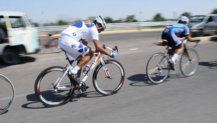 Carrera de homenaje para el ciclista Santos Mayorga