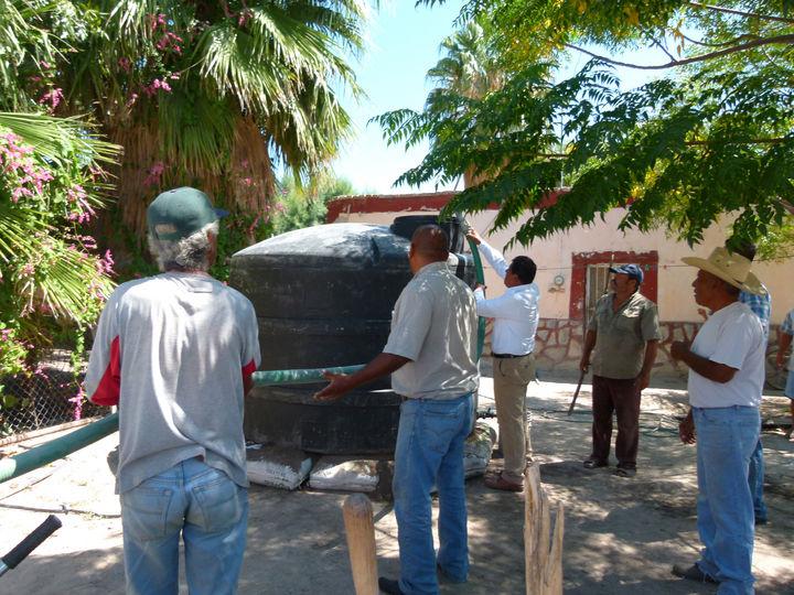 Reportan agua turbia en red de agua potable localidades de la Región Lagunera