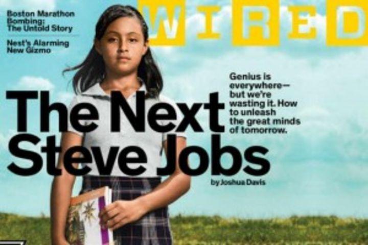 Niña mexicana ¿será   la próxima Steve Jobs?