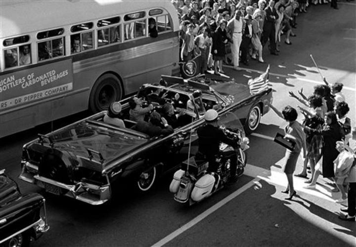 Después de 50 años, siguen secretos sobre asesinato de JFK