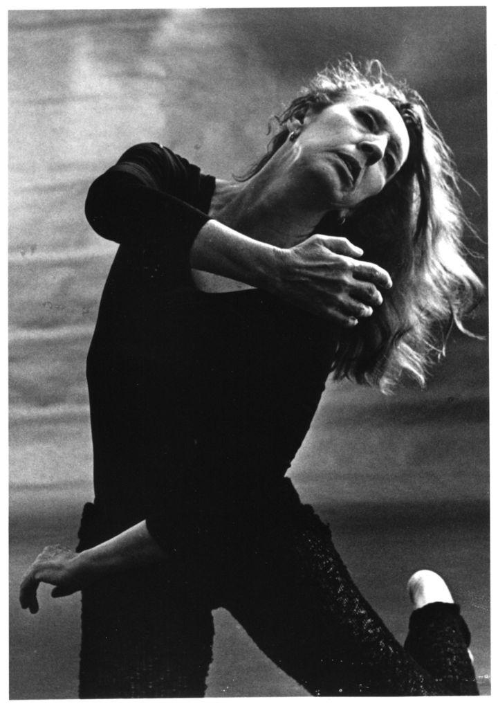 Guillermina Bravo, la bailarina de México