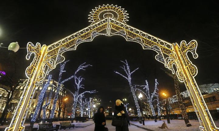 Las luces de Navidad que iluminan el mundo 559250