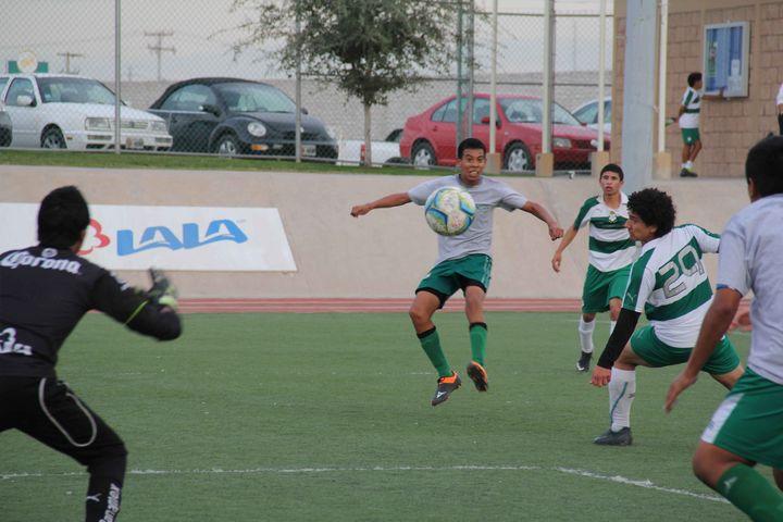 Disfrutan del primer torneo Inter-Santos