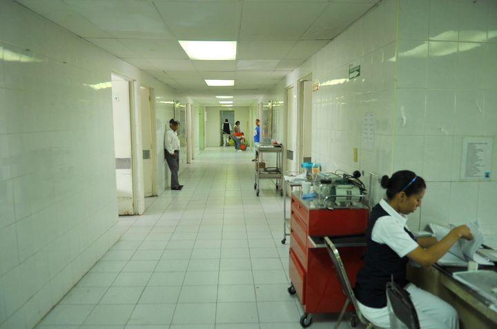 Reprobados, nuevos centros de salud
