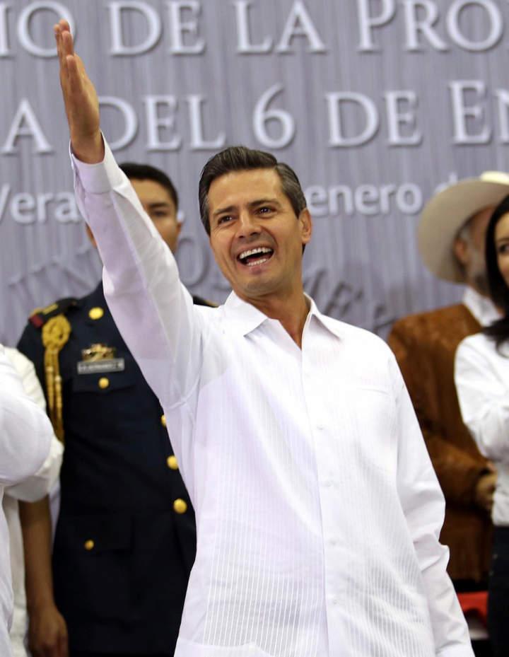 Inadmisible que México no tenga mejores condiciones: EPN