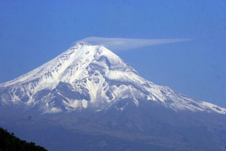 Alpinista estadounidense muere escalando el Pico de Orizaba