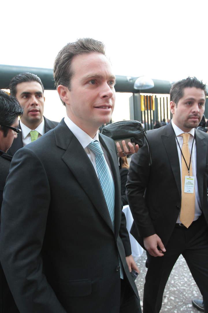 PAN denuncia a gobernador de Chiapas ante el IFE