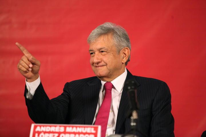 Morena ya cubrió los requisitos para ser partido: López Obrador