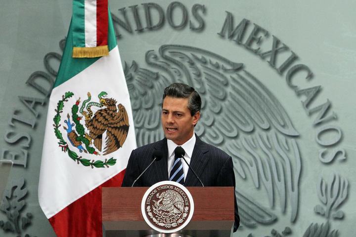 México tiene rumbo claro y está en movimiento: Peña