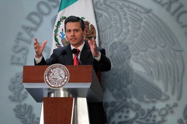 Llama EPN a proyectar el nombre de México en el mundo