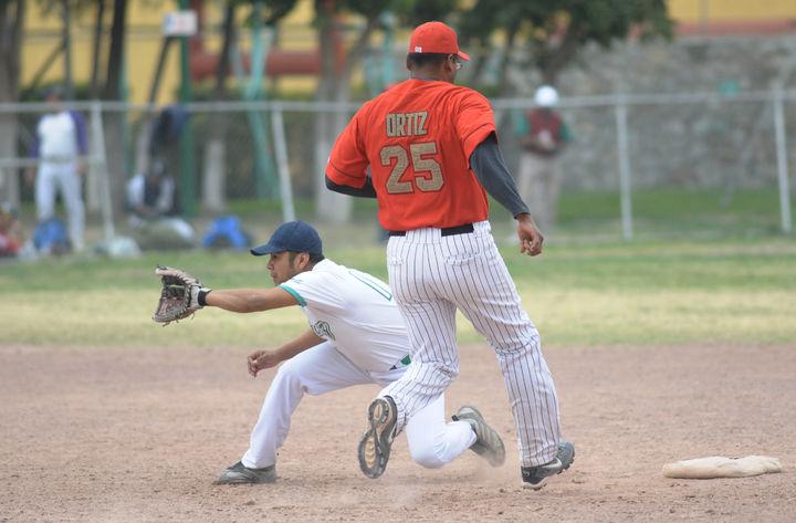 Listos para jornada 9 de la Liga de Beisbol de Veteranos