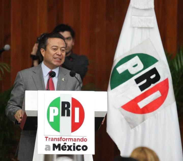Camacho Quiroz destaca avance de gobierno sobre violencia en Michoacán