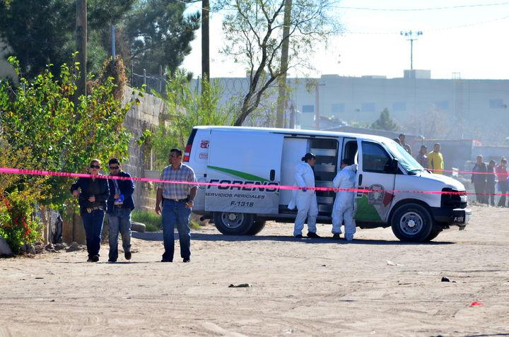 Persiste la baja de crímenes en Juárez