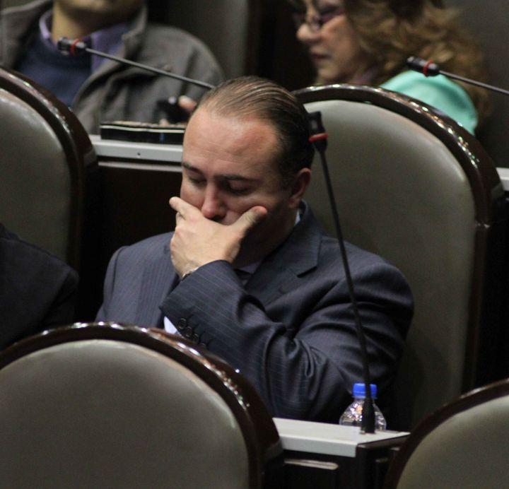 Presionan por la cabeza de Luis Alberto Villarreal