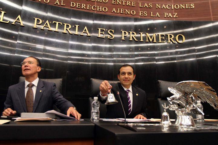 Demanda Cordero la renuncia de Madero
