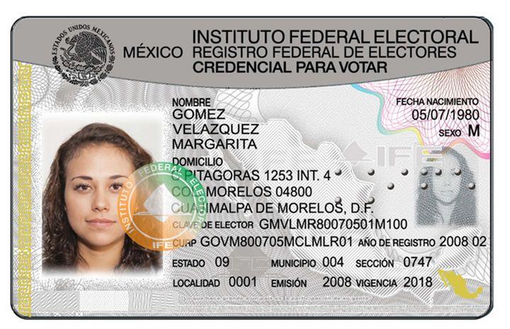 IFE tramitará credenciales sin domicilio el 24 de enero