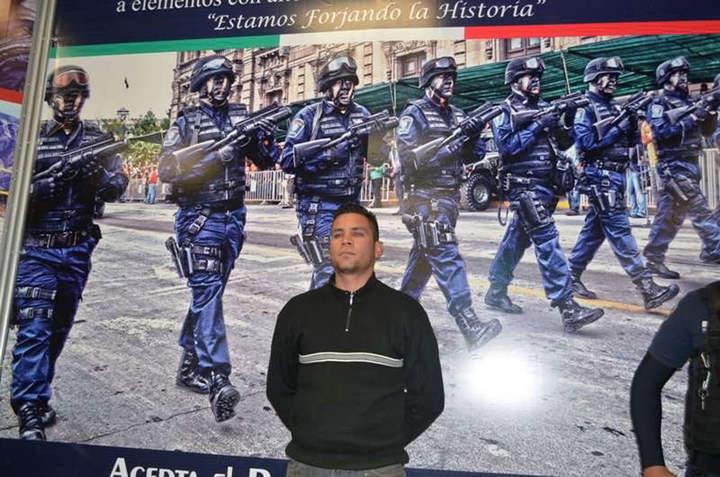 Consignan a presunto asesino de hijo de Sicilia