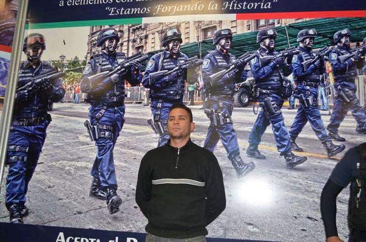 Taboada, a penal de Matamoros